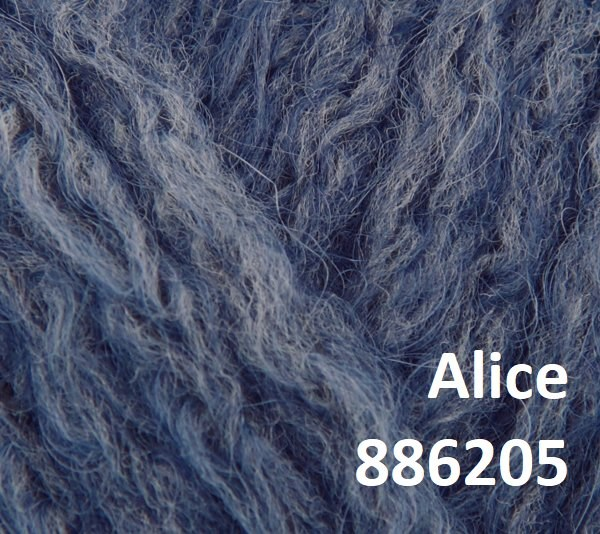 Alice by Permin i farven Jeans