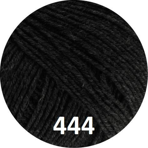 Cool Wool fra Lana Grossa - farve 444 Antracit