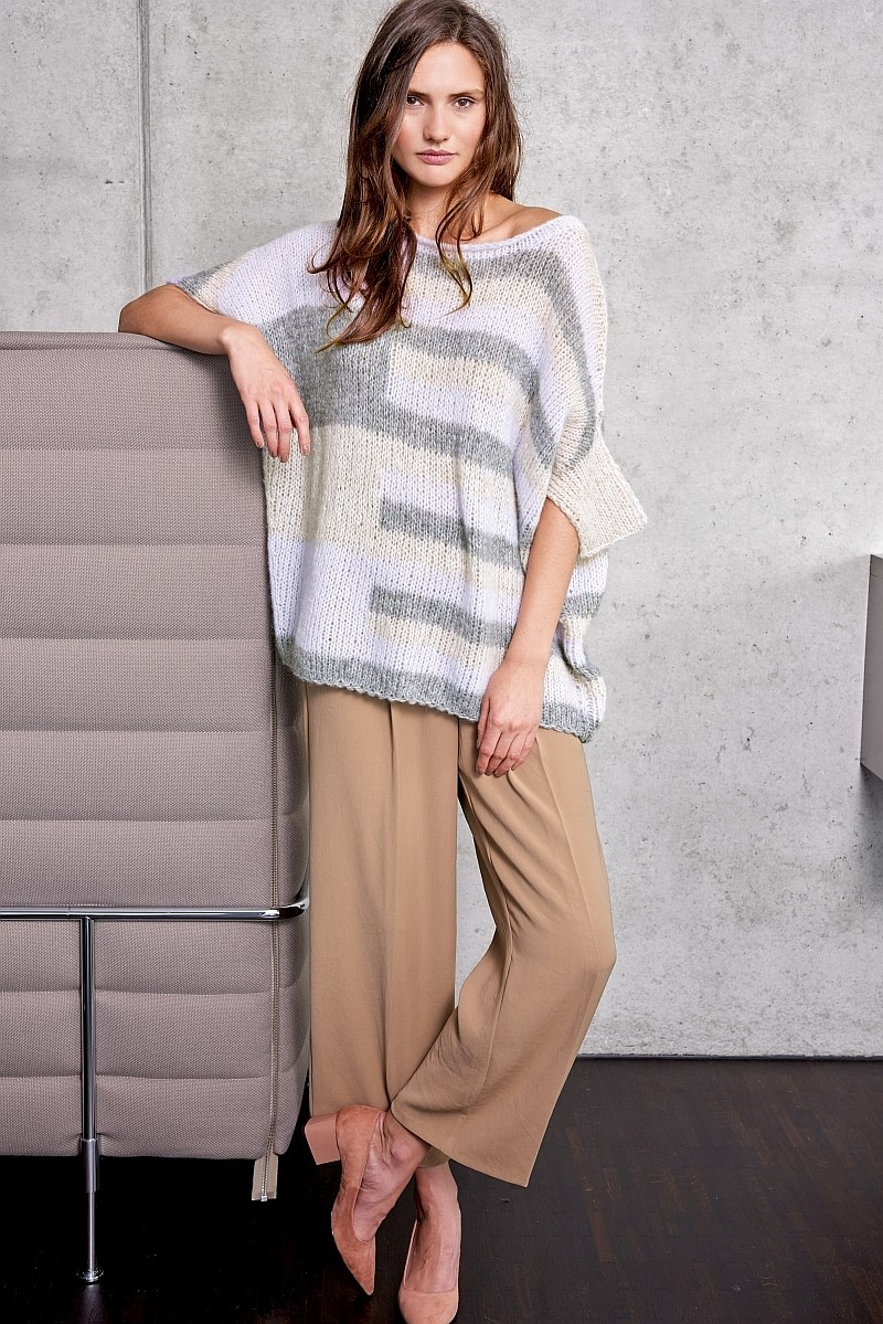 Lana Grossa Design Special 4 - model 20: Pullover