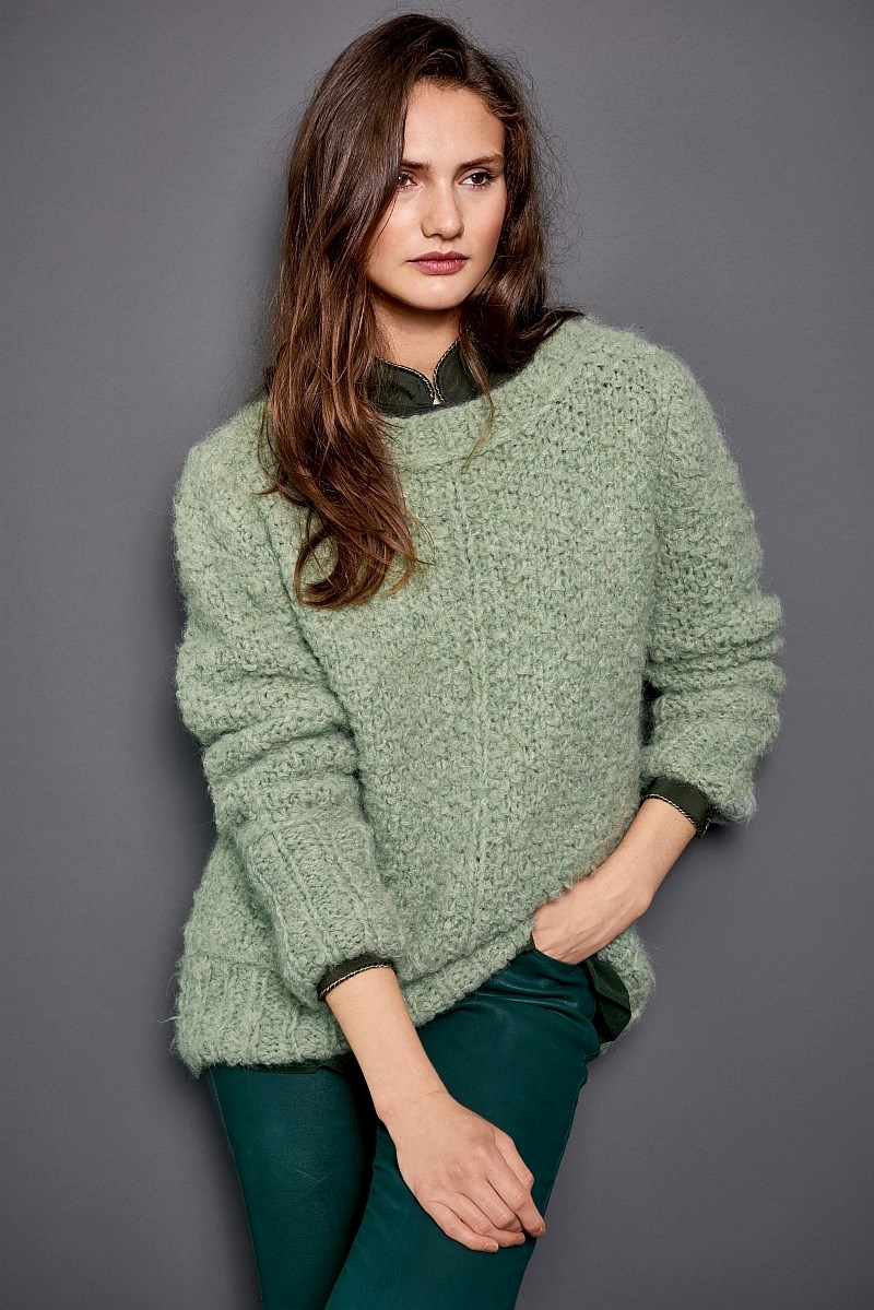 Lana Grossa Design Special 4 - model 25: Pullover