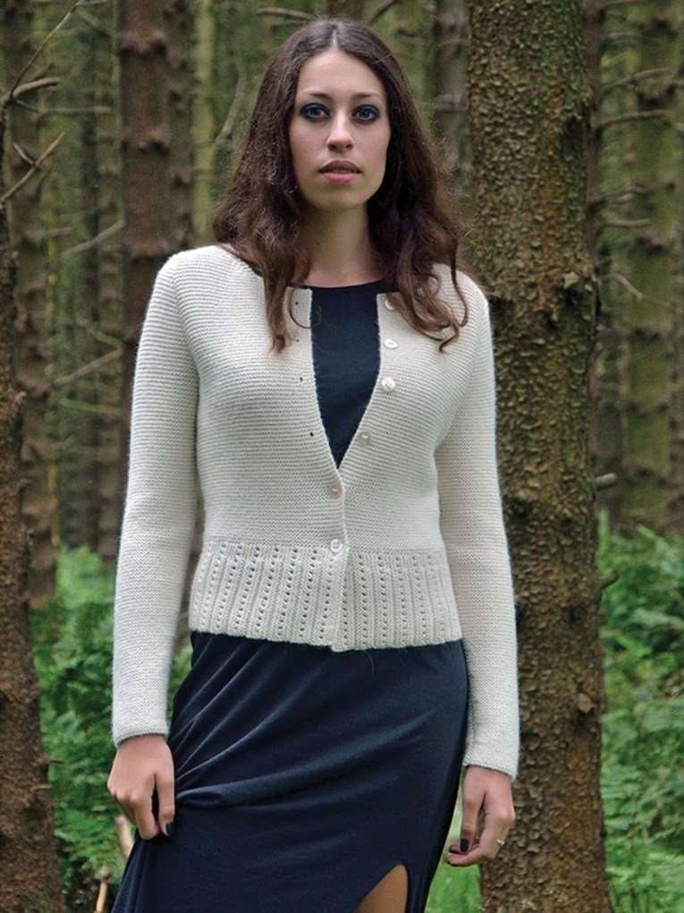 Rowan Storm strikkemagasin model Myra