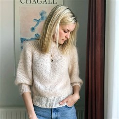 Saturday Night Sweater - strikkeopskrift fra PetiteKnit
