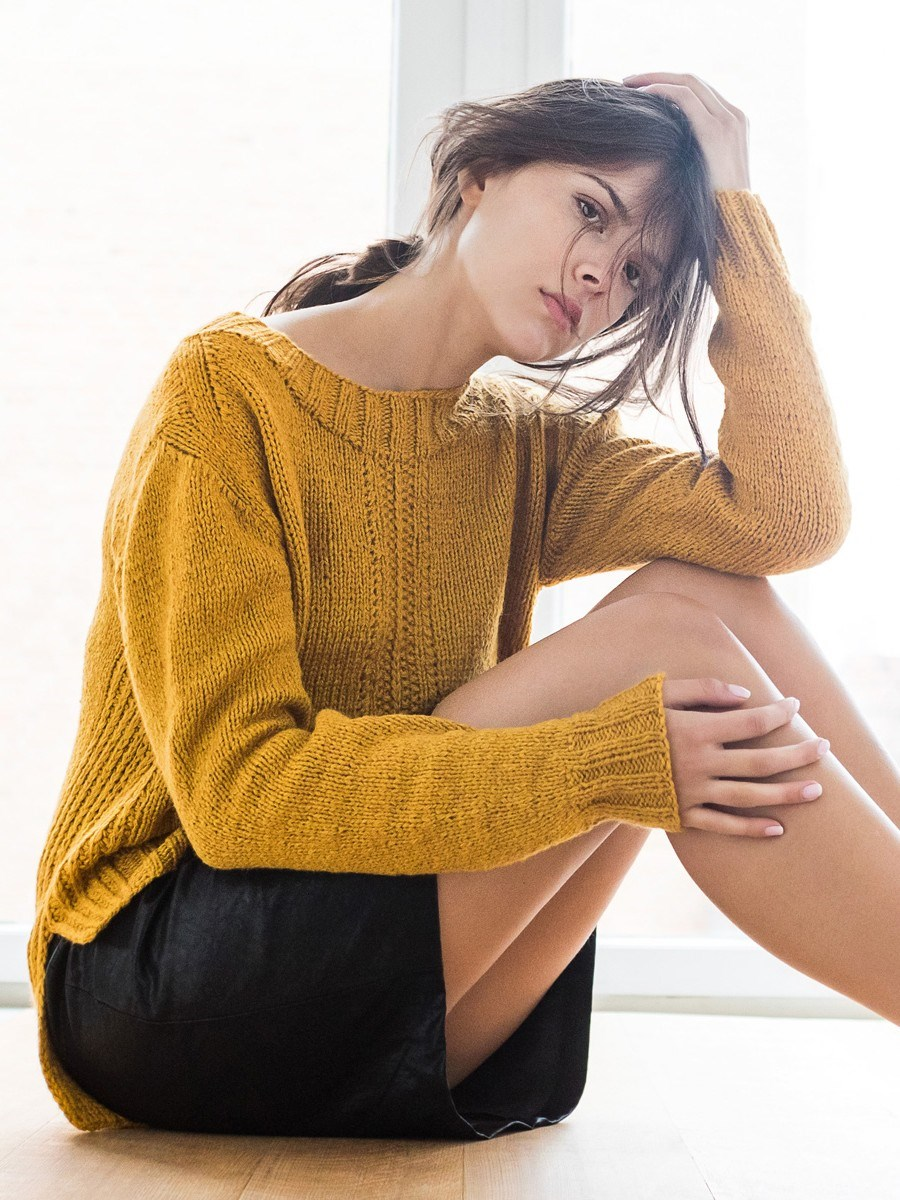 LookBook nr. 7 model 4 Sweater i Benessere